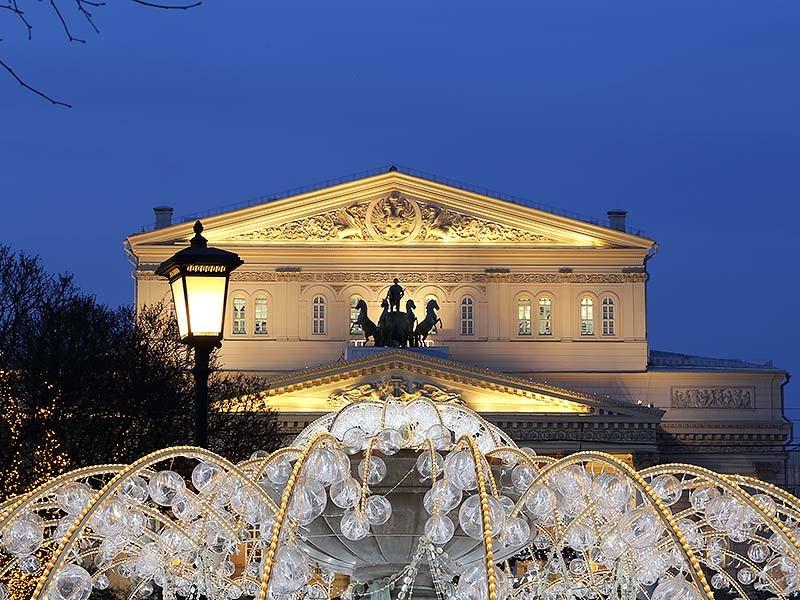 莫斯科大剧院莫斯科