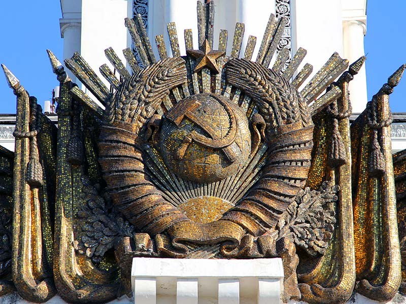的苏联国徽