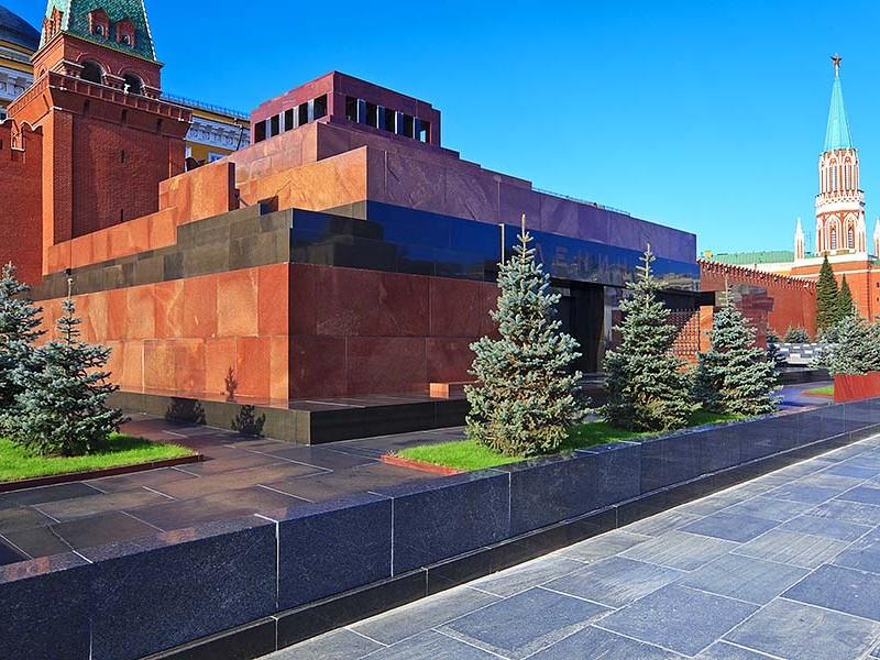 列宁陵墓莫斯科红场