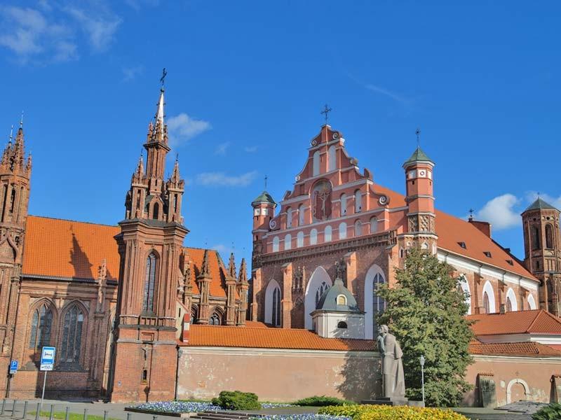 塔林 Vilnius